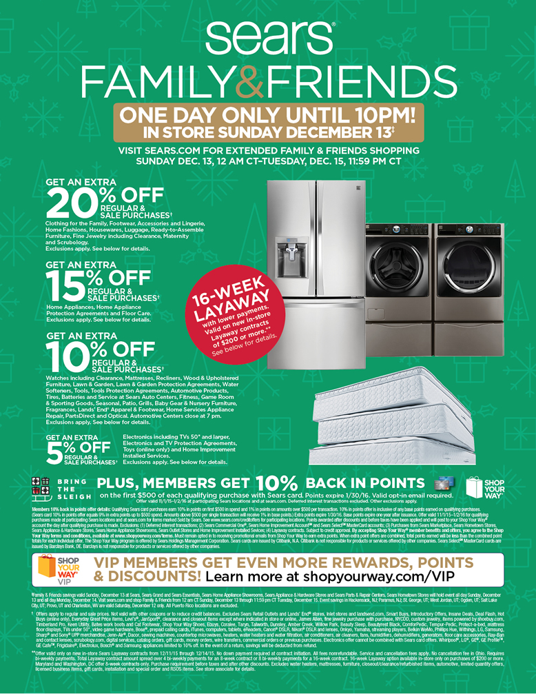 c317e231da6 Sears and Kmart Spread Goodwill and Holiday Cheer – SHC Speaks